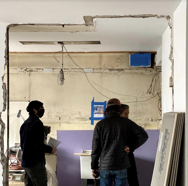 Jarret Yoshida NYC Construction Project 3