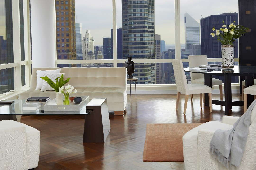 New York Bachelor Pad Jarret Yoshida Design