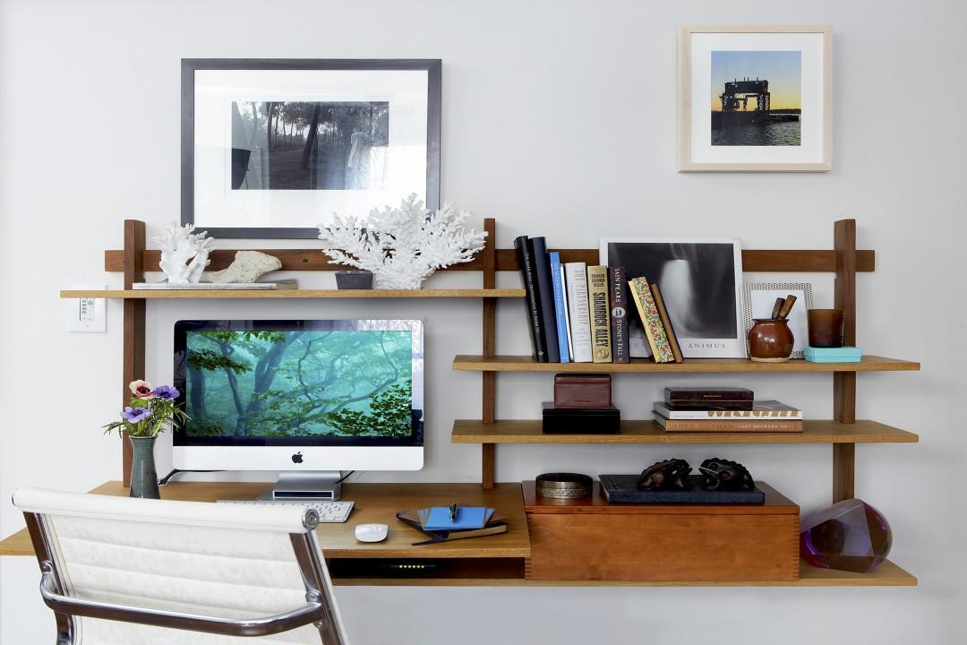 NYC City Studio Home Office
