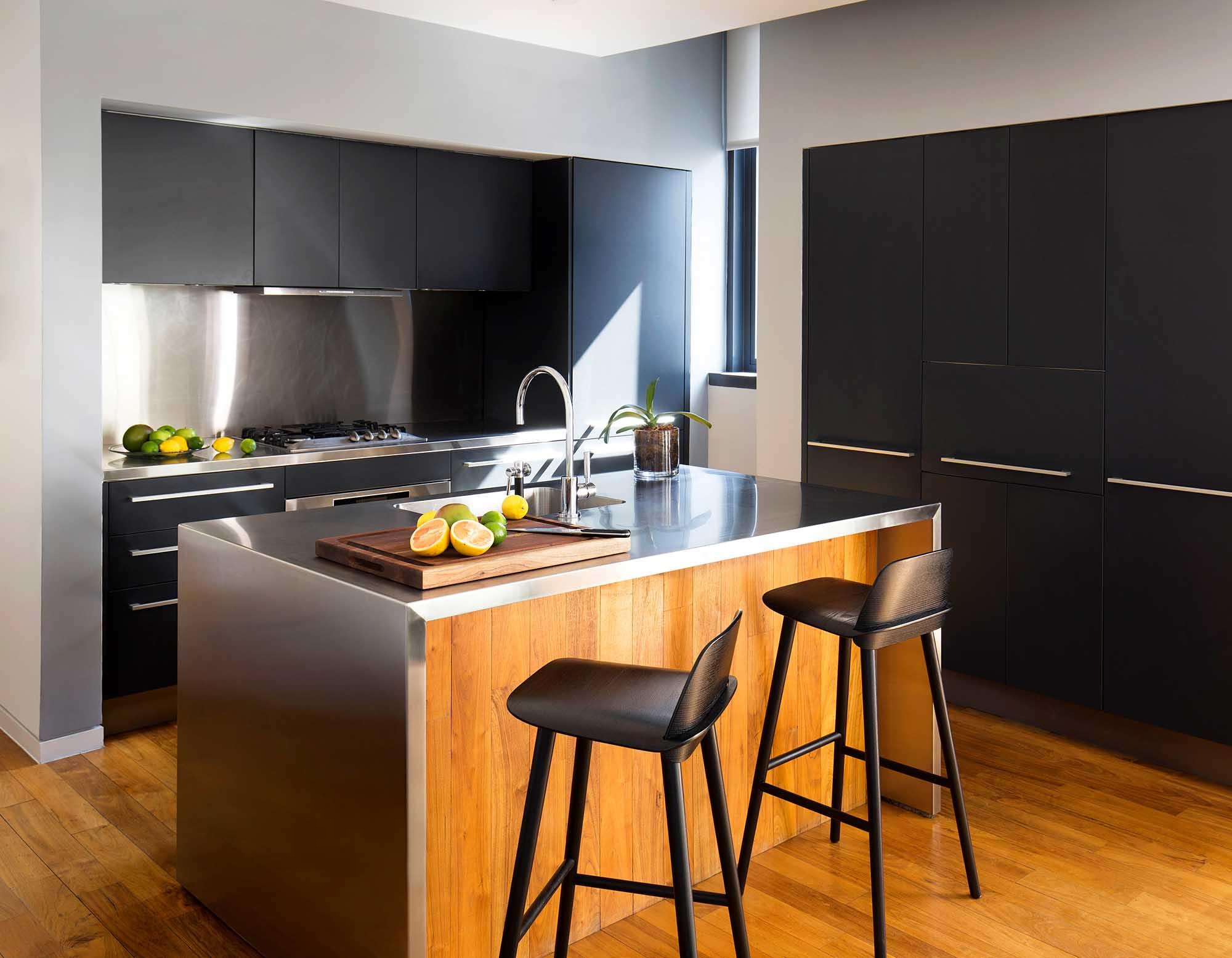 NYC Soho Loft Kitchen