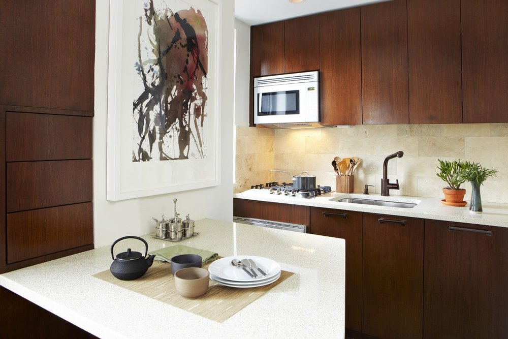 NYC Studio Kitchen