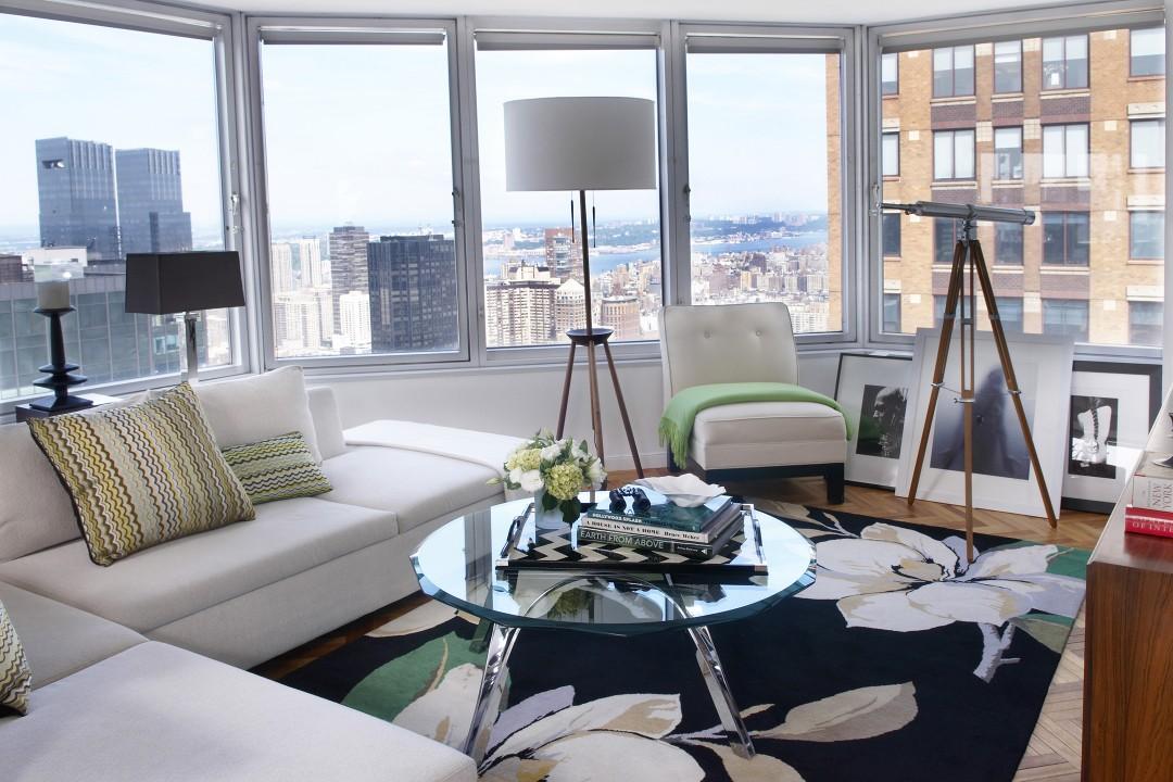 NYC midtown penthouse 1 1